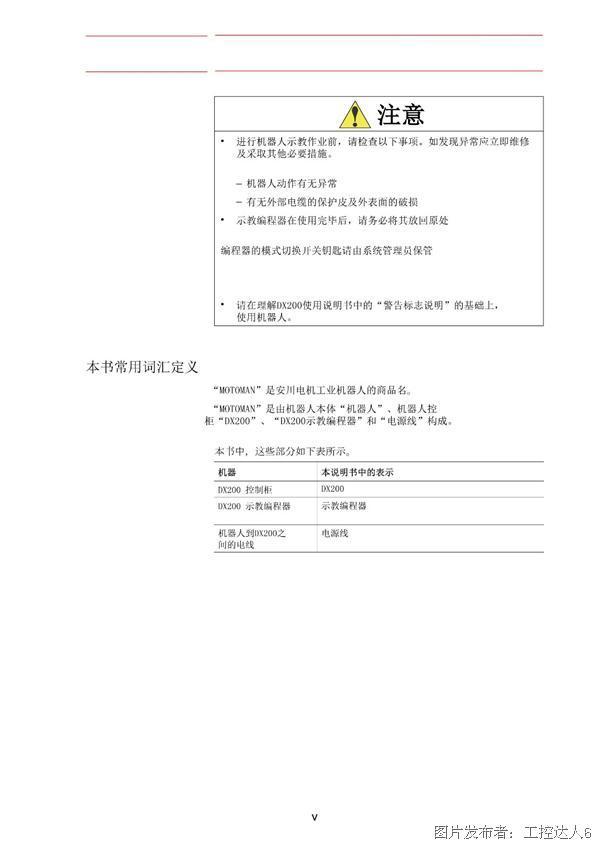 安川g7说明书下载_安川DX200操作要领书-DX200-资料下载-中国工控网