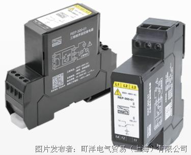 五星保护~ 一旦它发现三相电源回路中相序不正常,或者有缺相时,可立即