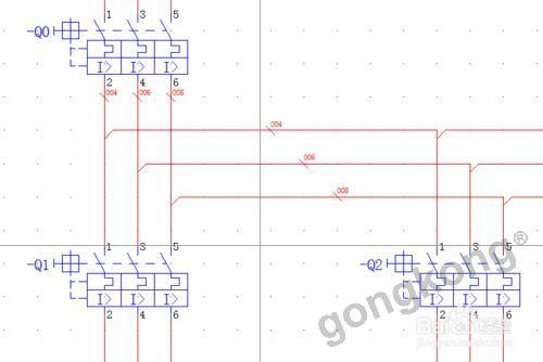 eplan p8 批量添加线号的具体方法及步骤