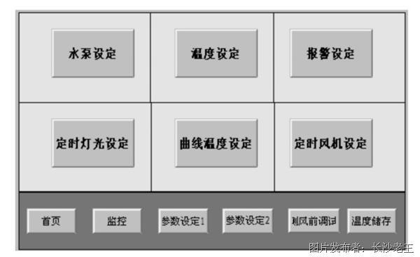 服务器界面设计