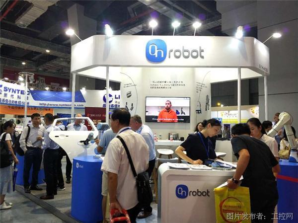 OnRobot亮相中国国际工业博览会,展示协作机器人应用实力