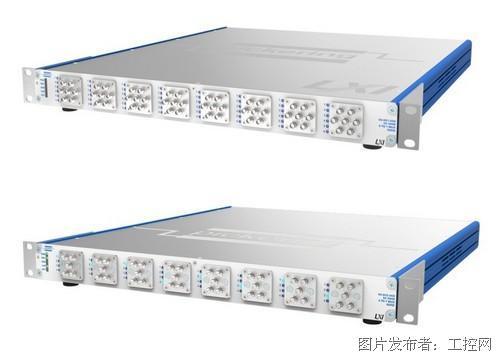 Pickering Interfaces最新推出4、6通道LXI微波多路复用