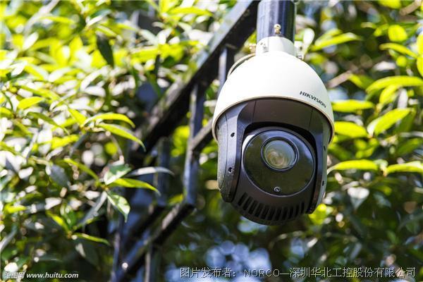 安防摄像头为城市更好的保驾护航