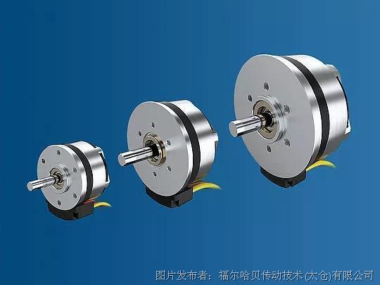 faulhaber最新无刷直流扁平外转子有槽电机bxt