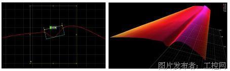 线激光扫描,实现小薄软零部件非接触快速测量1171.png