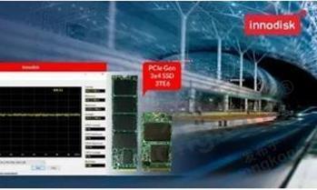 宜鼎推工业级NVMe Gen lllx4 SSD系列