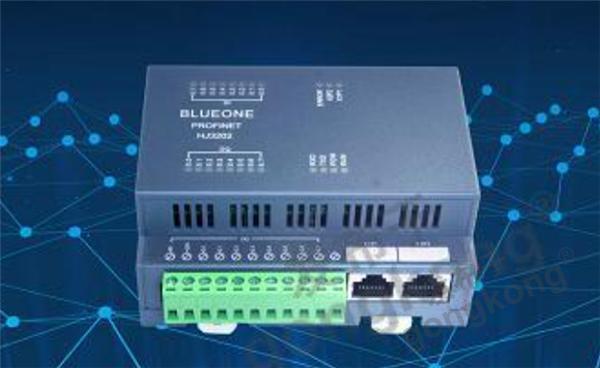 華杰智控VM3209P Profinert IO模塊