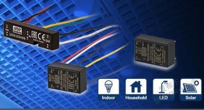 明緯新品:NLDD-H/ LDDS-H系列 DC-DC LED驅動器電源