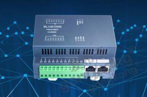 華杰智控VM3209K Profinet 分布式IO模塊