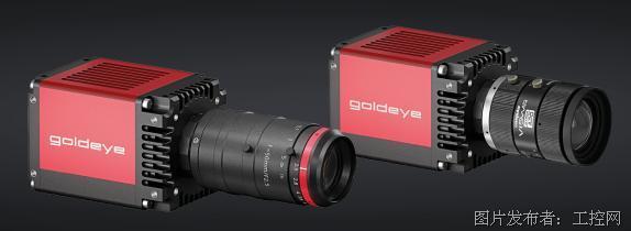 正式发布:Allied Vision Goldeye短波红外相机推出搭载索尼SensSWIR传感器机型