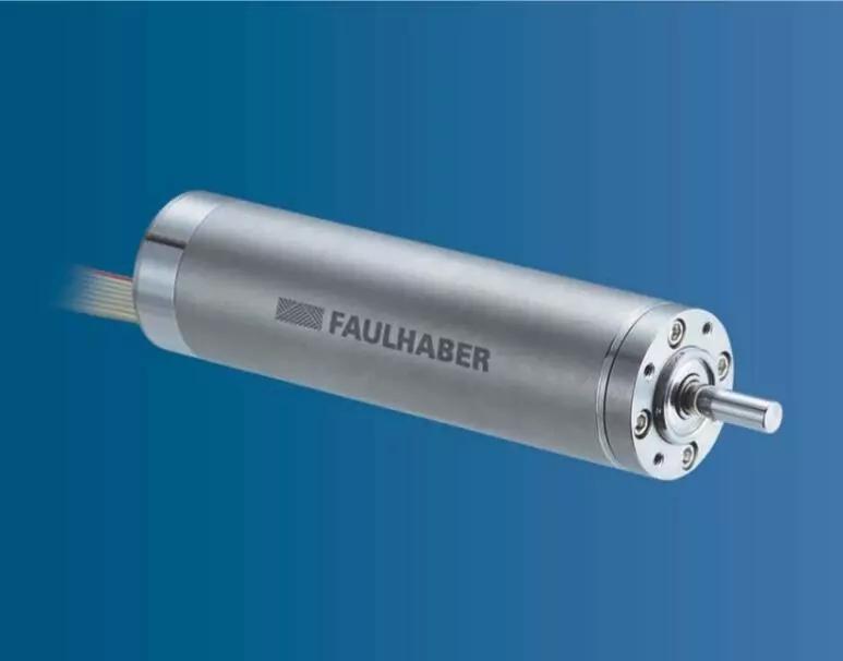 Faulhaber最新高性能电机,轻质灵活,颠覆传统应用