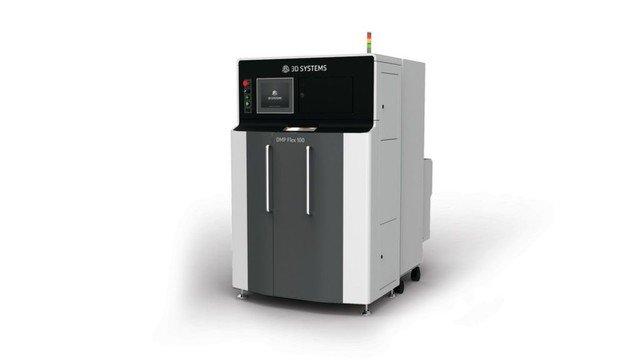 3D Systems推金属和牙科新型3D打印机