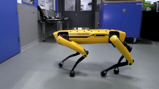 終于來了,波士頓動力欲年底上市Spot機械狗!