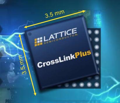 莱迪思半导体全新CrossLinkPlus FPGA系列产品