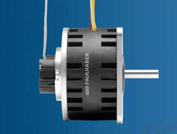 Faulhaber擴大IE3編碼器兼容性,可與大型盤式磁鐵步進電機適配