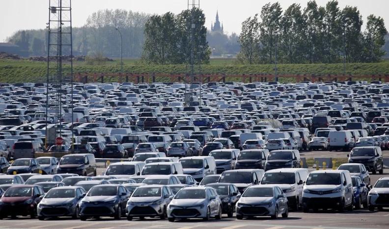 全球三大汽车市场销量预测继续走跌,欧洲跌幅最大
