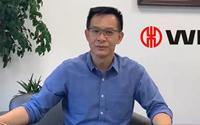 工控網20周年--偉馬快德機電科技(上海)有限公司總經理黃漢光致辭