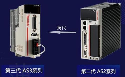 号外|全新一代高性能伺服 — AS3系列终于来了