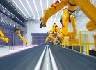 工業機器人賽道的新一輪熱潮來了