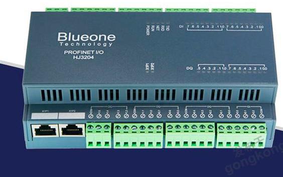 華杰智控HJ3204 Profinet分布式IO設備