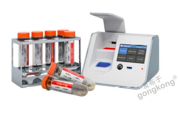 创新拯救生命 | FAULHABER驱动系统确保快速获取可靠的核酸检测结果