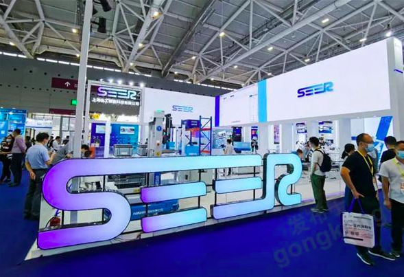 以標準化產品支撐非標應用,仙工智能(SEER)進軍華南市場,強勢登陸 ITES 深圳工業展!