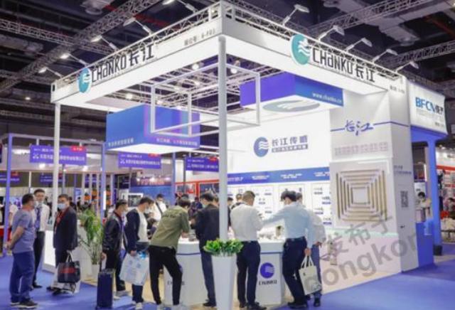 聚焦智能 感知萬物 | 長江傳感CHANKO亮相上海智能工廠展覽會(同期舉辦CME華機展)