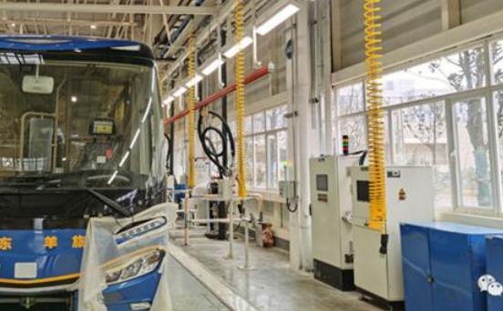 探秘 | 如何实现新能源客车总装线数据高效流通
