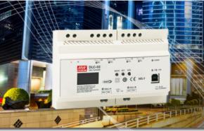 明緯新品:專門為樓宇照明系統量身打造 All-in-One數字照明控制器:DLC-02系列