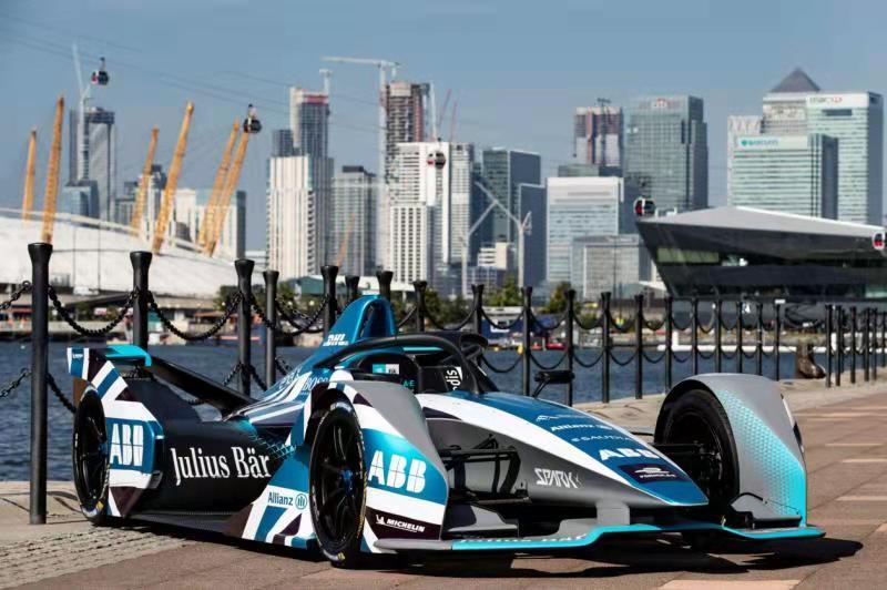 挑战极限,ABB Formula E伦敦赛首次开启室内外赛道!
