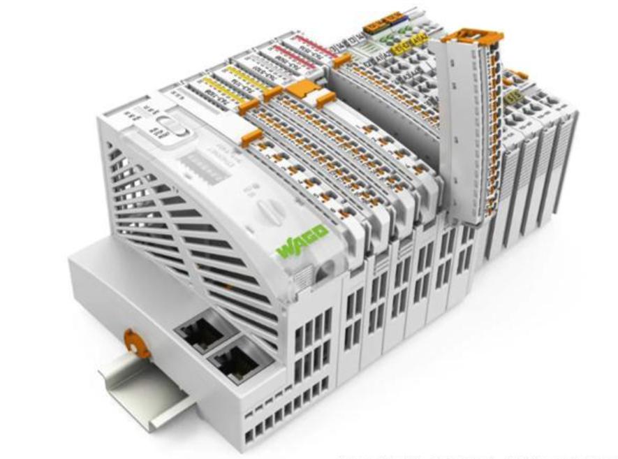 新品預告 | WAGO I/O System Advanced,滿足現代化機械工程需要