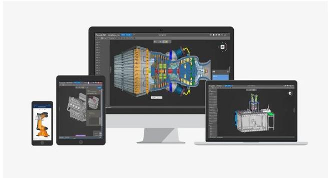 國內首款基于云架構的三維CAD平臺CrownCAD即將發布