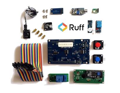 南潮物聯Ruff OS 賦能企業實現創新應用項目商業化落地
