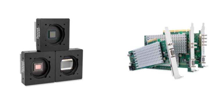 Basler CXP-12产品线新增多款相机型号、接口卡和配件