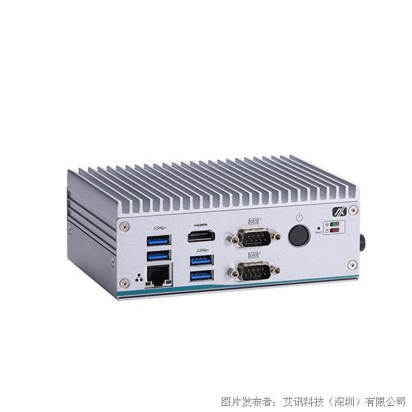 艾讯科技eBOX560-512-FL Kaby Lake无风扇嵌入式系统