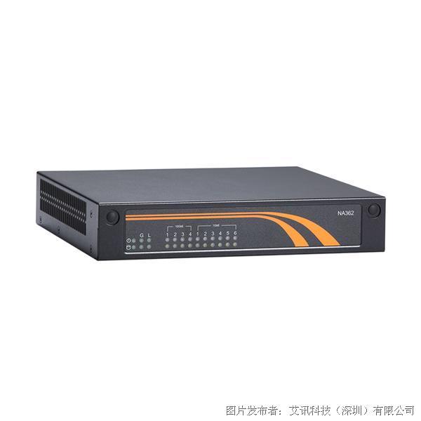 艾讯科技NA362桌上型网络应用平台