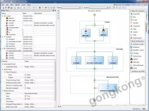 安世亚太SimCube V4.5研发工具平台软件