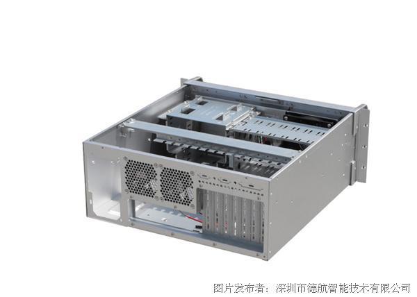 德航智能12个PCI,4U、19寸上架机箱
