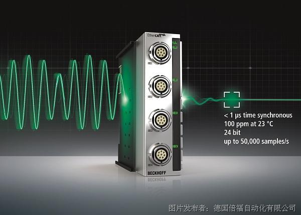 EtherCAT测量模块—精度高、速度快且坚固耐用