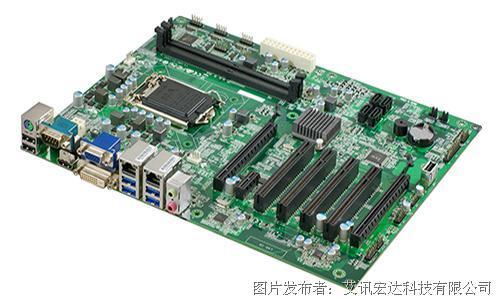 艾讯宏达SYM86455VGGA酷睿6代Skylake平台工业母板
