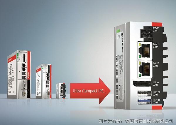 倍福 超紧凑型工业PC
