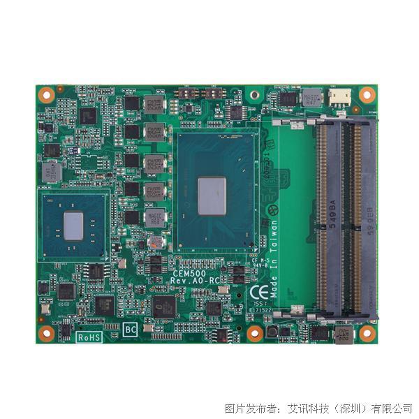 艾訊科技CEM510工業級模塊