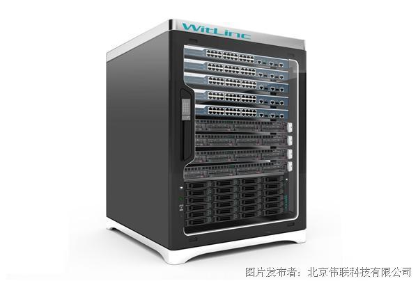 WitLinc WiCloud WL800B 系列工业私有云
