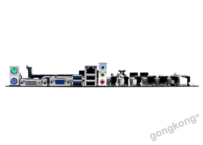 派勤工控 1*PCIE_X16  7*PCIE_X1 B85-BTC主板