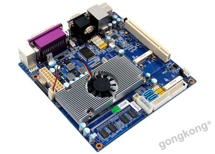 派勤工控MINI-ITX TOP525主板