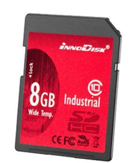 宜鼎国际Industrial SLC SD Card