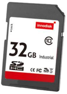 宜鼎国际Industrial SD Card SD 3.0 (SLC)