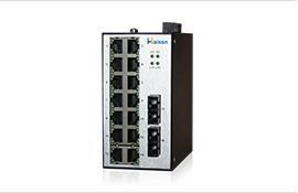 迈森科技  MS16A系列非网管型工业以太网交换机