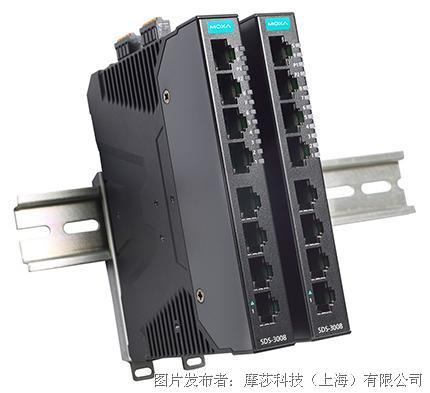 工业以太网交换机:智能以太网交换机 SDS-3008