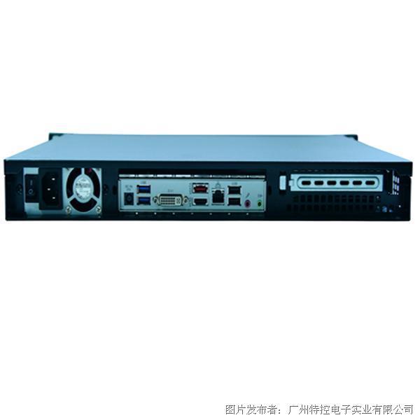 广州特控IPC-H1107 1U上架式工控服务器